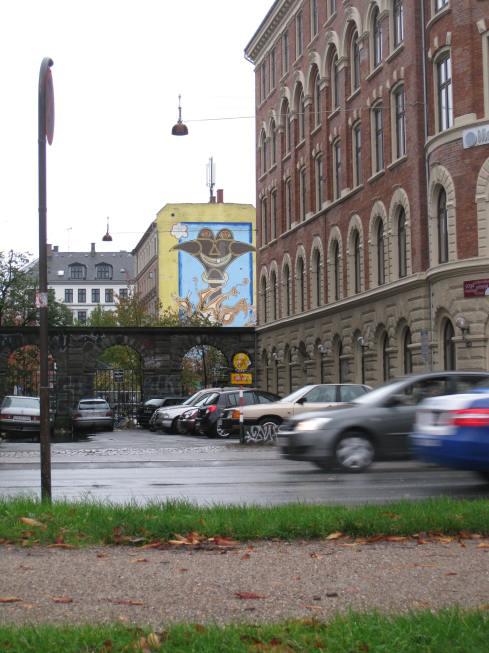 dansk vägg